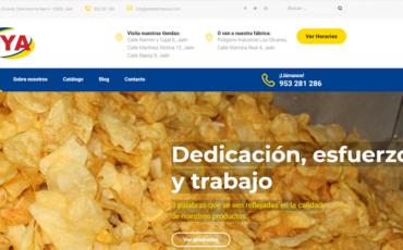 En Patatas Fritas OYA estrenamos nueva web