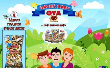 """Presentamos nuestro nuevo packaging """"Gacho Baby"""""""