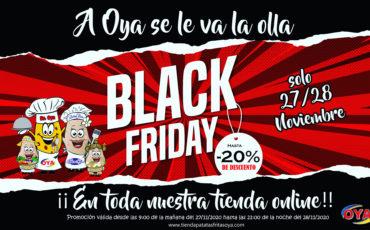 Black Friday (Viernes y Sábado)
