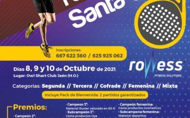 1° Torneo de Pádel Santa Cena Jaén
